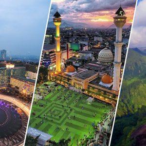 JAKARTA – BANDUNG – CIWIDEY TOUR 3H2M