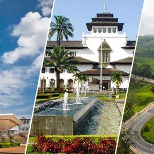 JAKARTA – BANDUNG – CIWIDEY TOUR 2H1M